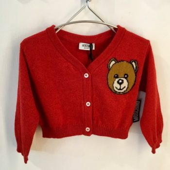 Cardigan BEAR-Moschino